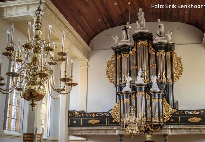 Orgelconcert Minne Veldman