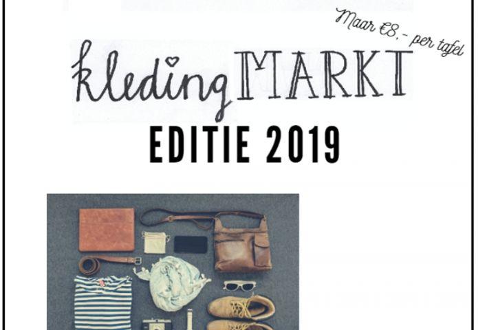 2e hands kledingmarkt